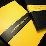 livestrong guidebook and planner journal livestrong rh livestrong org Journal Day Planner Barnes and Noble Travel Journals